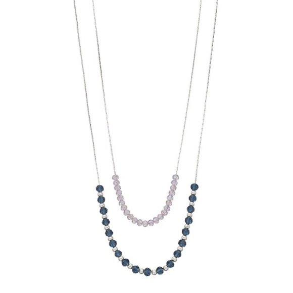Lauren Conrad Multi Strand Bead Necklace - NWT!